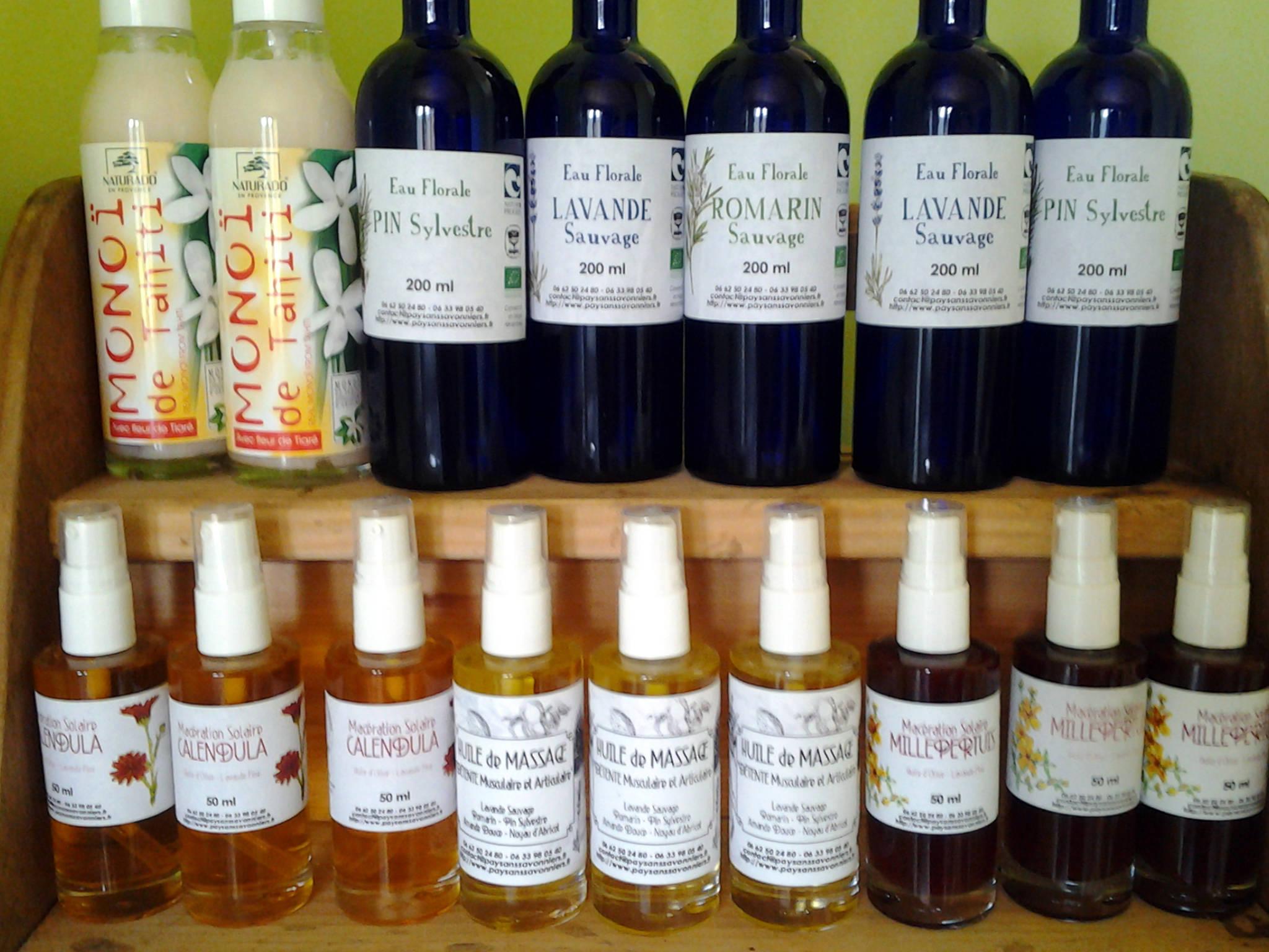 Produits Bio et écologiques