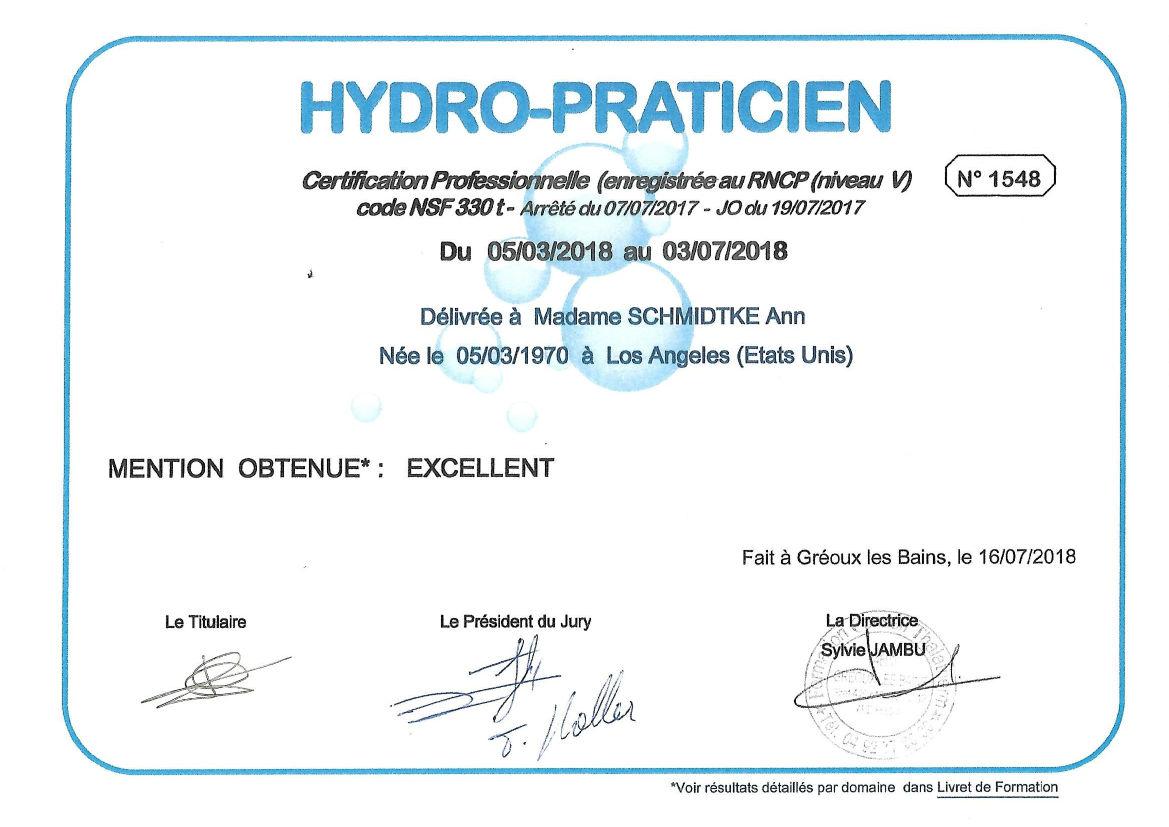 Hydro-Praticien
